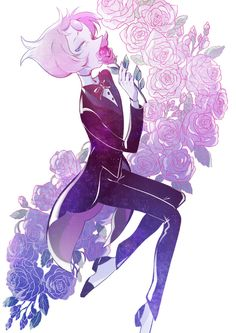 Steven universe,фэндомы,Pearl (SU),SU Персонажи,Rose Quartz,SU art,sumimimimi