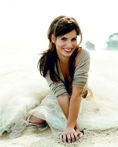 Sandra Bullock why haven't I seen this picture before? Damn.