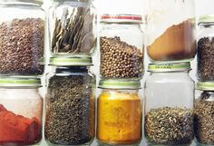Pantry Staples for Grilling Improv
