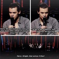 Harry is the best :)
