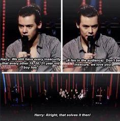 Sassy harry is my favorite Harry