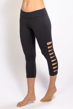 LOVE...KiraGrace  - Warrior Tough Cut Yoga Legging (Black), $98.00 (http://www.kiragrace.com/warrior-tough-cut-yoga-legging-black/)