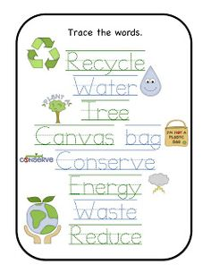 preschool earth day songs quot reduce reuse recycle quot song to the tune of quot the more we 827