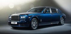 Rolls Royce Phantom Limelight Collection