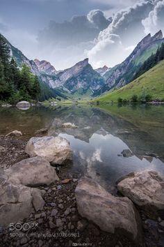 Seealpsee (Altrim Alii / Arbon / Thurgau. TG) #nikon D7200 #landscape #photo #nature