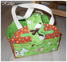 Taška na pejska :: Kathy Diaper Bag, Lunch Box, Free Tutorials, Bags, Handbags, Dime Bags, Mothers Bag, Totes, Purses