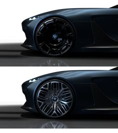 BMW i9 | Rim designs by Jan Hrodek