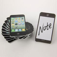 Блокнот в виде смартфона. Нашла здесь - http://ali.pub/s9vxb