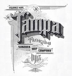Tampa - vintage style