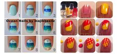 Nail art is a passion of girls. These days they simply can't resist the temptation and are undergoing nail art treatments straight from beauty salons. Alt