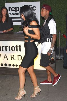 Kylie Jenner VMAS After Party