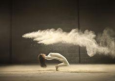 Vibrantes Dancer Fotos de Jeffrey Vanhoutte | Rejilla Inspiración | Diseño Inspiración