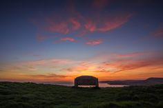 England, Sunset, Bench, Ocean, Coast, Dorset #england, #sunset, #bench, #ocean, #coast, #dorset