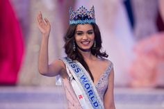 Is Miss World Manushi Chhillar dropping hints about Bollywood debut? - Miss World 2017 Manushi Chhillar is all set to give away her Miss India title to her successor on the night of June and the Miss World crown later this year. Sanya, Actress Priyanka Chopra, Bollywood Actress, New Girl, Miss Monde, World Winner, India Win, India India, Miss India