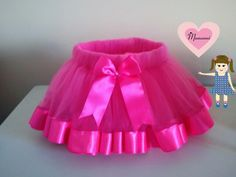 kit tutu saia de fita e renda na barra no Tutu Diy, Diy Tutu Skirt, Baby Skirt, Kids Dress Wear, Dresses Kids Girl, Kids Outfits, Kids Dressy Clothes, Cute Baby Clothes, Baby Girl Birthday Dress
