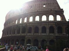 Rome 2012, Colosseum