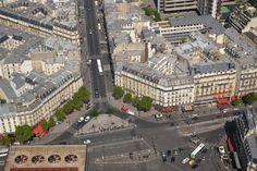 Toits de Paris - Montparnasse