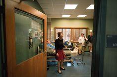 Rizzoli & Isles' star Sasha Alexander am Set