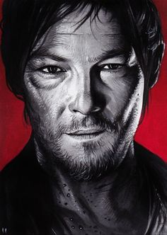 The Walking Dead - Daryl Dixon https://www.facebook.com/ZombieCPC