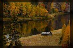 Oulanka river, Suomi - photo by HKae flickr