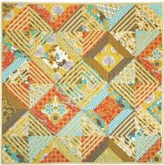 Sunny Meadow Quilt