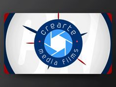 Advertising ▸ Crearte Media Films ® designed by GO AUDIOVISUAL. Connect with them on Dribbble; 2d Design, 3d Logo, Saint Charles, Peterborough, San Luis Obispo, Show And Tell, Chicago Cubs Logo, Films, Advertising