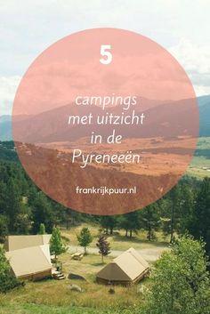 FrankrijkPuur.nl   5 campings met uitzicht in de Pyreneeën (foto: Huttopia Font-Remeu)