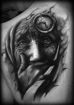 Artist: Riccardo Cassese #tattos