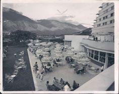 Terraza Hotel Tamanaco, 1950s