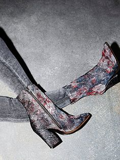Free People Boots that i LOVE Mystic Charms Heeled Boot