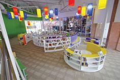 Bibliotecas infantiles impresionantes - Buscar con Google