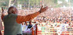 Shri Narendra Modi addresses rallies in Bihar