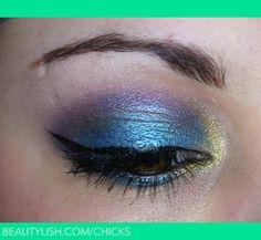 vice 3 palette looks | http://thesleepyjellyfish.blogspot....