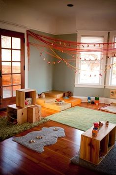 EtonHouse International School - A Reggio Emilia inspired space for infants and toddlers A while ago a group of teachers from outside m...
