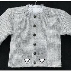 Diy Crafts - DIY & crafts projects, contents and more - Diy Crafts An All Garter Central Panel Diy Crafts 218495019408749990 P Knitting Patterns Boys, Baby Cardigan Knitting Pattern, Knitted Baby Cardigan, Knitted Baby Clothes, Hand Knitted Sweaters, Knitting For Kids, Baby Patterns, Crochet Baby, Crochet For Boys
