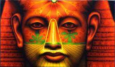 "Ed Paschke ""Red Pharaoh"" 2000"