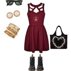 Date Outfit Date Outfits, Polyvore, Image, Fashion, Moda, Fashion Styles, Fashion Illustrations