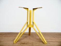 Bistro Table Legs are specially hand crafted and prepared for you by the BALASAGUN team. They are made of the highly strong material - steel.  Your