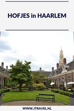 Tijdens je wandeling door Haarlem kun je veel hofjes bezoeken. Welke dat zijn lees je op mijn website. Lees je mee? #haarlem #wandeling #hofjes #jtravel #jtravelblog