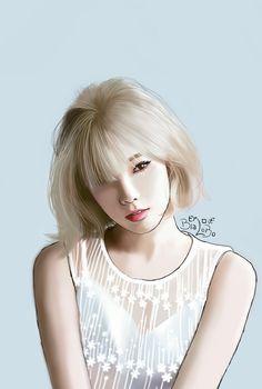 Taeyeon SNSD Girls Generation byBiaLobo #taeyeon #girls #generation #girlsgeneration #snsd #kimtaeyeon #kim #SNSDtaeyeon #why #taeyeonwhy #fanart #design #designer #draw #drawings #drawing #digital #art #arte #artwork #artworks #bybialobo #wallpaper #iphone #wallpaperiphone #artist #digitalart #digitalartwork #digitalartist #deviantart #skecth #skecthbook