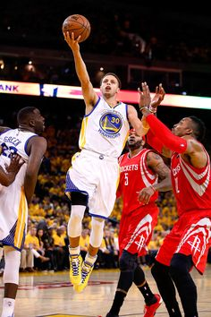Stephen Curry : Must-see NBA Western Conference finals photos