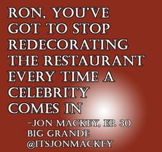 Jon Mackey has HAD IT.  itunes.apple.com/us/podcast/the-improv-friend-zone/id587692332?mt=2
