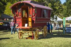 gypsy wagon | Flickr - Photo Sharing!