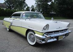 1956 Mercury 1957 Ford Thunderbird Convertible Plus Over 970 Different Classic Cars  http://pinterest.com/njestates/cars/  Thanks to http://www.njestates.net/