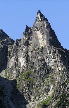 Tatra Mountains - Mnich