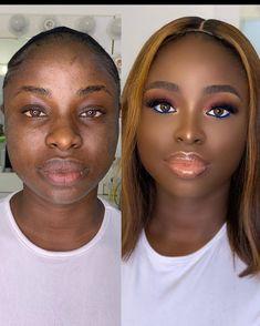 Before meets After Mua Celebrity Memes, Makeup Before And After, Power Of Makeup, Male Makeup, Glamorous Makeup, Instagram Makeup, Contour Makeup, Makeup Transformation, Bridal Makeup