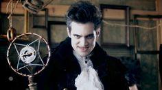 Panic! At The Disco - Dark, medieval, vampire, death