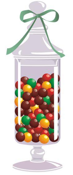 tubes chocolats / bonbons / gâteaux