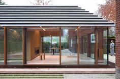Gallery of Tiny Office Pavilion Vught / studio PROTOTYPE - 8