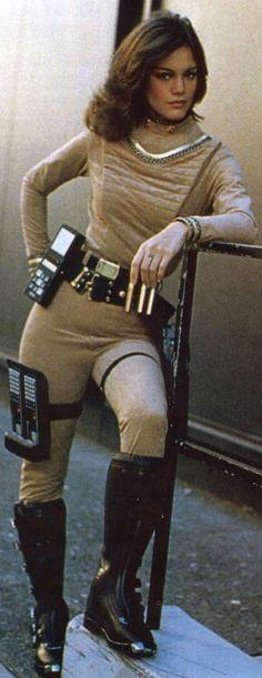 space babe | space1970: Space Babe: Maren Jensen